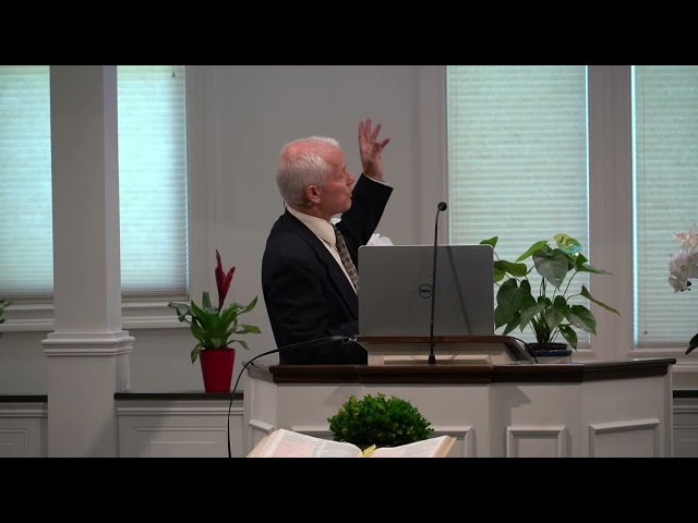 Pastor Tom Dombrowski - Trust Me, You're Going to Need a Light (Sabbath Service: September 25th, 21)