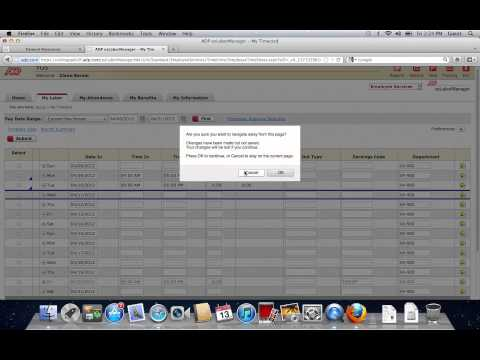 How to Use ADP's EZ Labor Manager