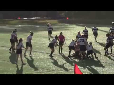 New York Womens Rugby D1 vs Brooklyn WRFC D1 (October 22 2017)
