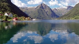Sognefjord, Norway: Boating Through the Fjords