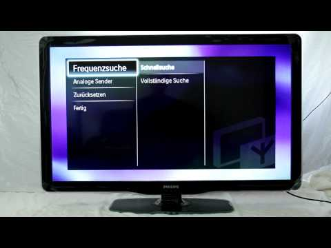 Review Philips 40 PFL5605K Full LED Flachbild LCD TV