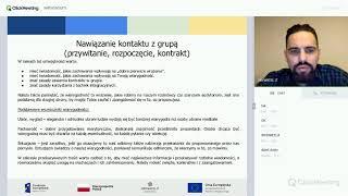 ObywatelIT webinarium #4 - współpraca w ramach partnerstwa i budowanie relacji w grupie