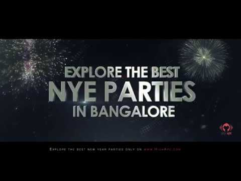 NEW YEAR Parties In Bangalore 2018 - HighApe Promo Mp3