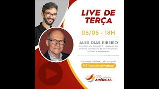 LIVE 05.05.20 | Rev. JR Vargas e Alex Dias Ribeiro