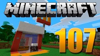 Farm de Couro - Minecraft Em busca da casa automática #107.