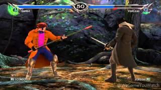 GAME RAGE | Soul Calibur V: Quick Battle