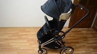 видео Купить Cybex Priam Jeremy Scott Wings (прогулочная) - цены на коляску, отзывы, обзор на Cybex Priam Jeremy Scott Wings (прогулочная) - Коляски прогулочные