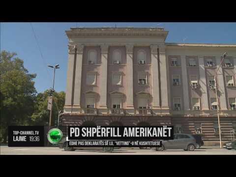 Edicioni Informativ, 24 Shtator 2016, Ora 19:30 - Top Channel Albania - News - Lajme