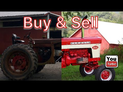 Buying And Selling Farm Equipment