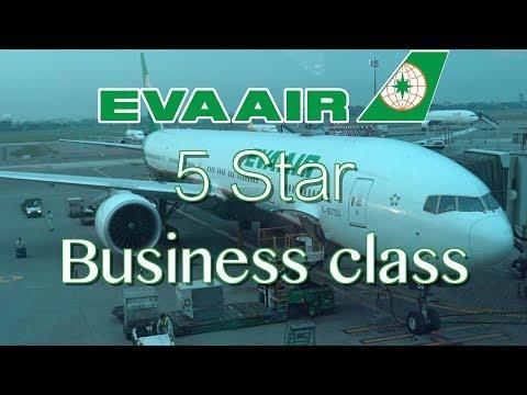BEST BUSINESS CLASS!? EVA AIR 15 Hour Flight Toronto To Taipei Boeing 777-300ER
