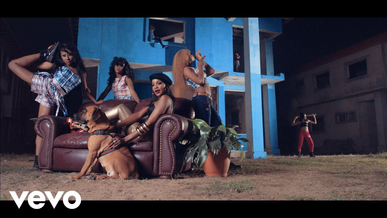Seyi Shay – Pack and Go [Official Video] ft. Olamide
