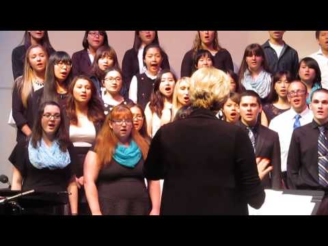 Green River Community College Choir Concert, June 2015