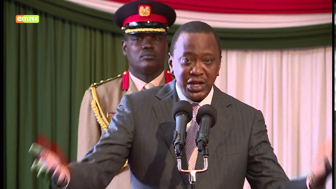 Kenyan Cabinet Secretaries Newly Appointed Seven Cabinet Secretaries Sworn Into Office Youtube