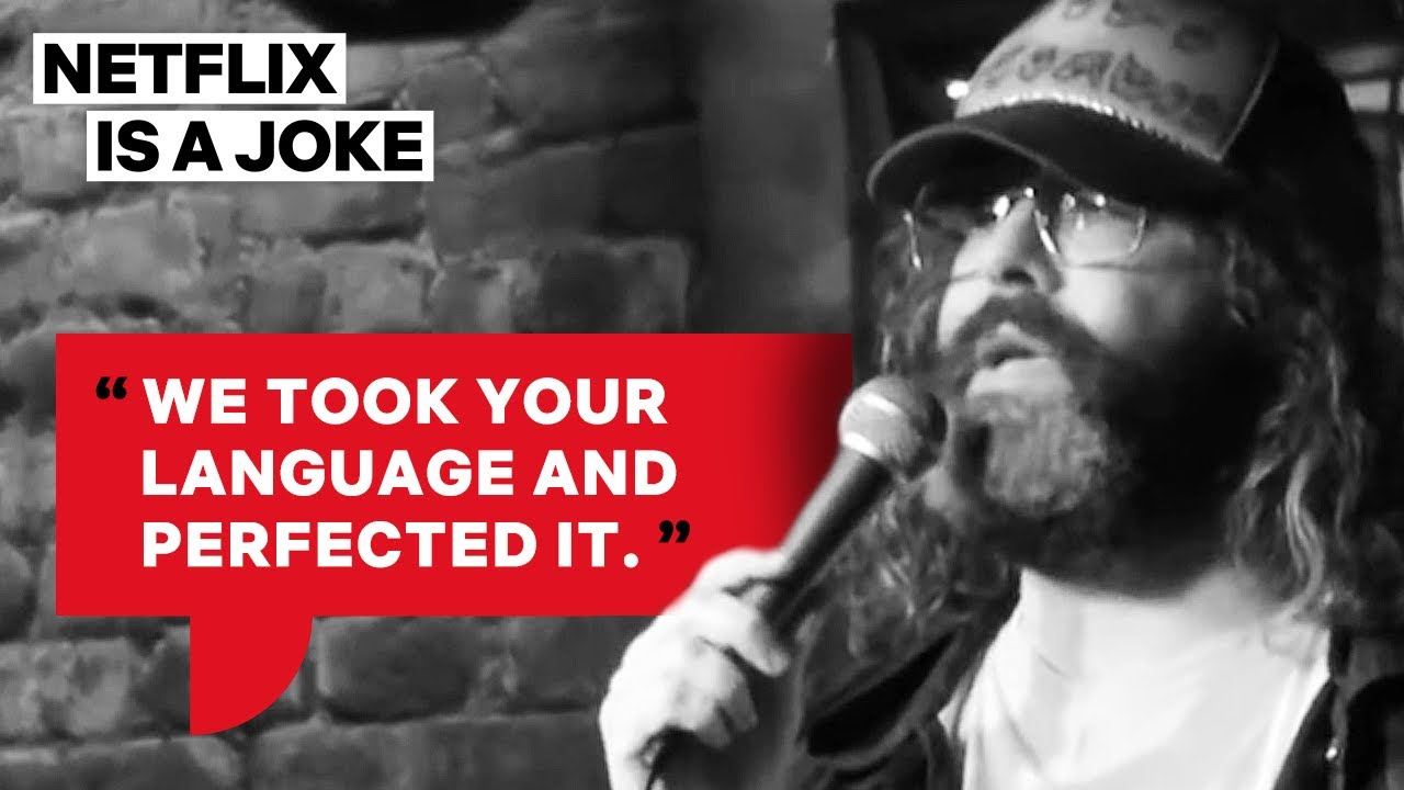 Judah Friedlander America Is The Greatest Country In The Us England Vs The World Hd Netflix