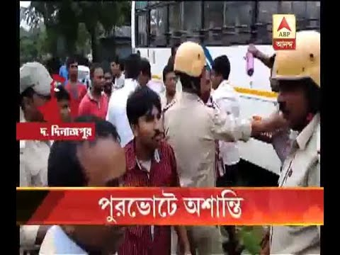 West Bengal civic polls: Incidents of violence reported during the Municipal Corporation e