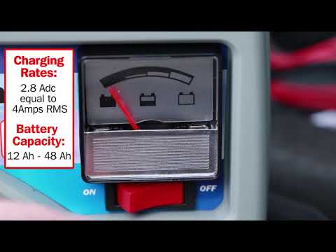 Streetwize 4A Automatic Battery Charger 12V | Screwfix YouTube