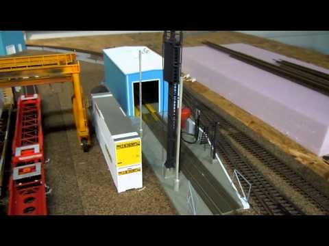 Saratoga Layout Update 5: Intermodal