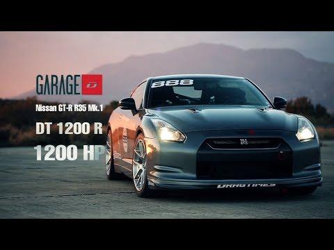 Nissan GT-R DT1200R by Garage D