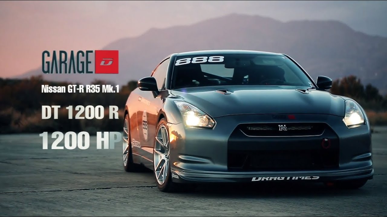 Nissan gt r dt1200r by garage d youtube for Garage nissan beaune