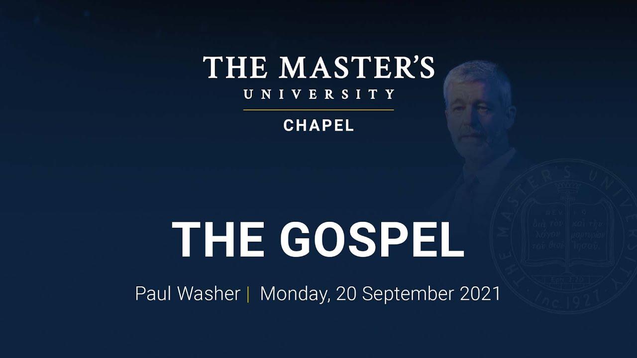 Download The Gospel, pt. 1 - Paul Washer