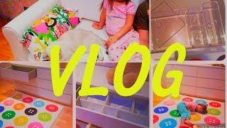 ВЛОГ: Покупки мебели IKEA: Диван, комод, ковер и т.д., обустраиваем детскую!(Покупки ,ссылки: ХАГАЛУНД Диван-кровать 2-местный, Блекинге белый http://www.ikea.com/ru/ru/catalog/products/S59843744/ МАЛЬМ Комод..., 2014-11-23T13:53:48.000Z)