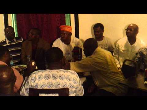 OLD SKOOL NIGHT By Ajasa and His Apala Crew. Apala Tungba part 3