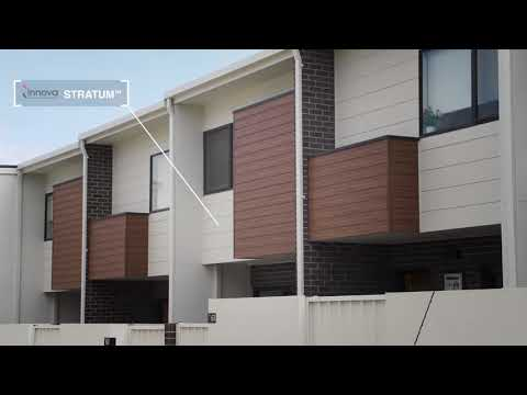 BGC Innova Fibre Cement - Take A Closer Look At Range