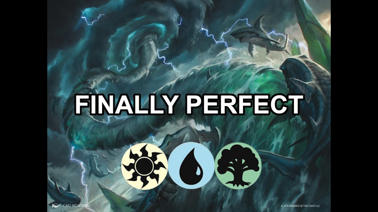 FIXING THE SHARK TYPHOON PROBLEM AND NOW ITS AMAZING - MTG Arena - Original Decks