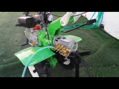 Hidrolavadora En Motocultivador Nitro thumbnail