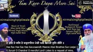 Meri Abhay - Bhai Nirmal Singh Khalsa Pipli Wale