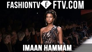 Model Talks S/S 2016 - Imaan Hammam | FashionTV