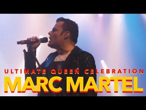 Marc Martel + Ultimate Queen Celebration  Hard Rock Casino Biloxi 07072018 ~ Fan s