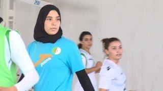 المنتخب الجزائري لكرة اليد بطولة إفريقيا للأمم 2017 بأنغولا