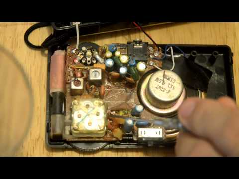 Modify a AM radio to receive Shortwave Broadcasts