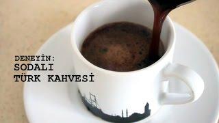 Sodalı Türk Kahvesi   Nasıl Yapılır