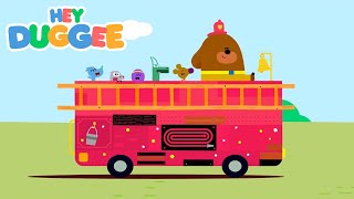 The Rescue Badge - Hey Duggee Series 1 - Hey Duggee