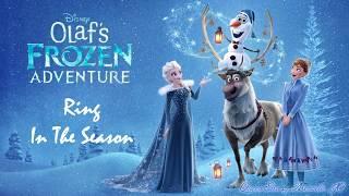 Ring In The Season lyrics video (Olaf's Frozen Adventure)