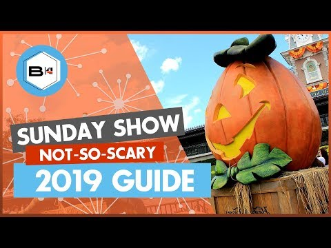 Mickey's Not So Scary Halloween Party | Full 2019 Event Guide