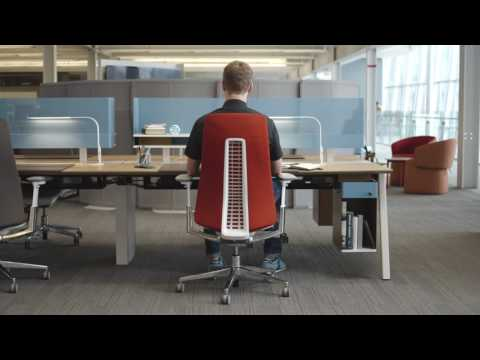 Haworth Employee Engagement - FERN Chair