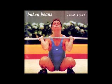 Baken Beans - I want I can't - 1997