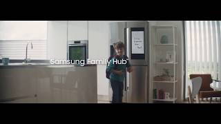 Samsung Family Hub with Memo