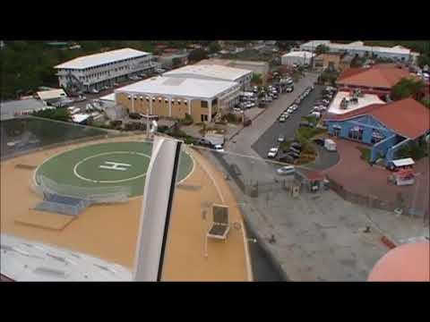 Oasis of the Seas Tour of St  Thomas
