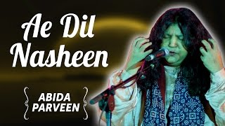 Abida  Parveen Songs | Abida  Parveen TV Hits | Ae Dil Nasheen  | Ghazals Collections