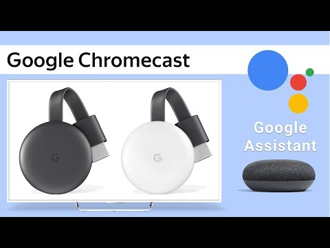 Google Chromecast обзор ТВ приставка с Гугл Ассистент управление телевизором колонка Google Home