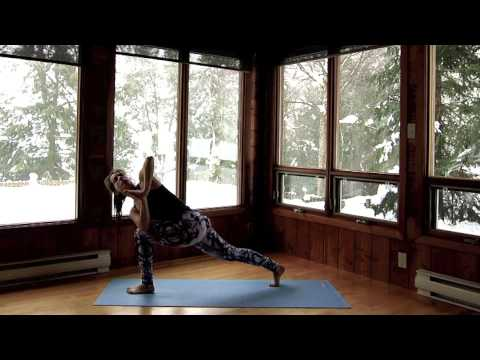 Yoga for Snowboarders