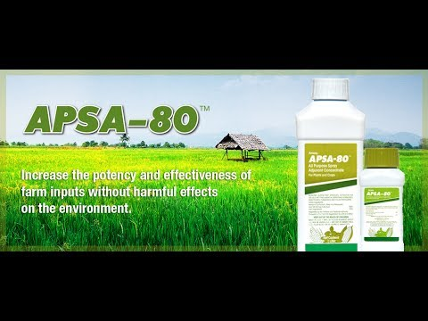 Mind Blowing Result Of Amway APSA80 Agriculture Product || In Hindi