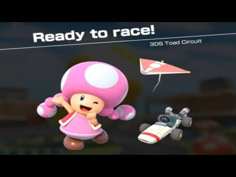 Mario Kart Tour: 30 mini-turbo boosts in a single race | Tour Challenges 2 (Complete)
