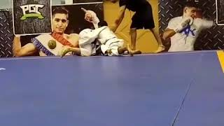 Danish Pahalwan gold medal Rogue fitness and martial arts DHL horror Z Block 2018