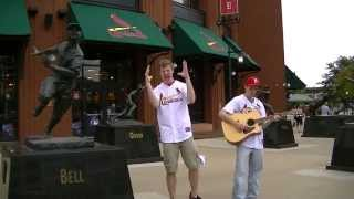 """The Chase is on"" (St. Louis Cardinals Playoff Song 2013)"