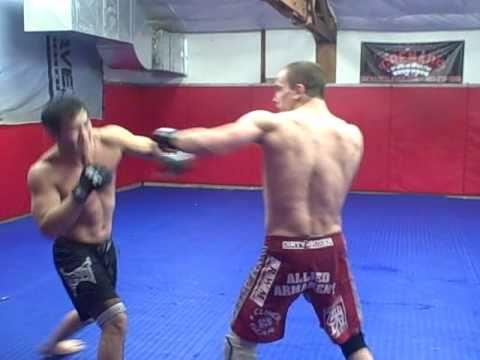 MMA Training Portland - Team Quest MMA - YouTube